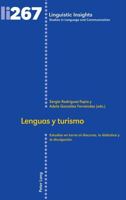 LENGUAS Y TURISMO ESTUDIOS EN TORNO AH