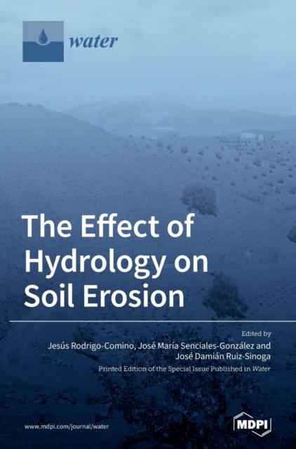 Effect of Hydrology on Soil Erosion
