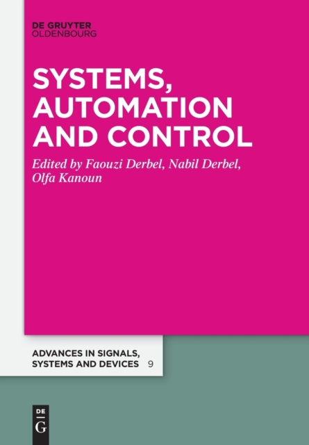 Systems, Automation, and Control