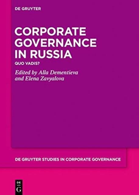 Corporate Governance in Russia