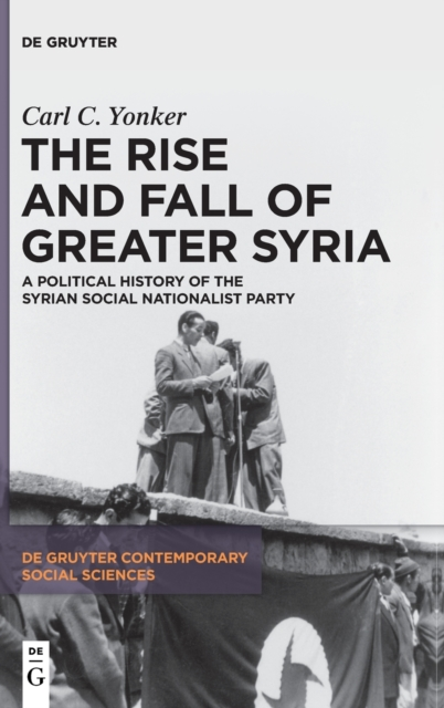 Rise and Fall of Greater Syria