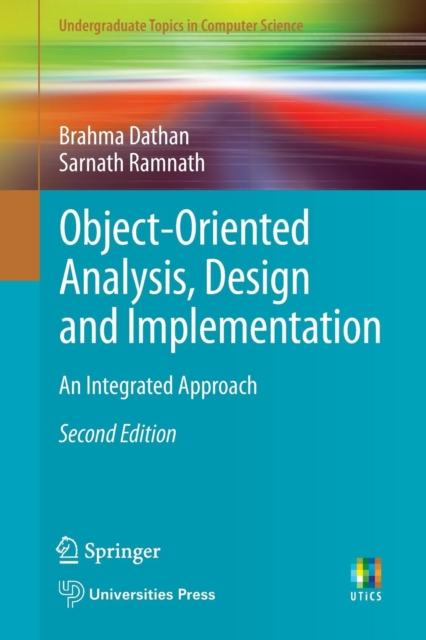 Object-Oriented Analysis, Design and Implementation