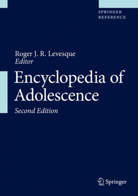 Encyclopedia of Adolescence