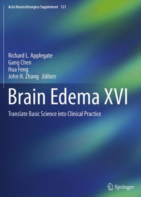 Brain Edema XVI