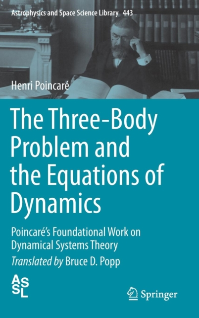 Three-Body Problem and the Equations of Dynamics