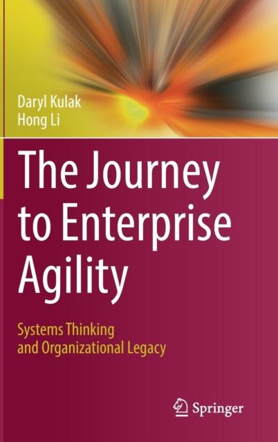 Journey to Enterprise Agility