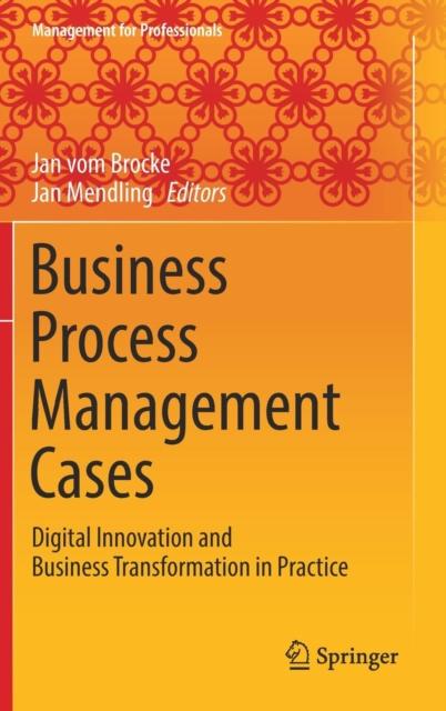 Business Process Management Cases