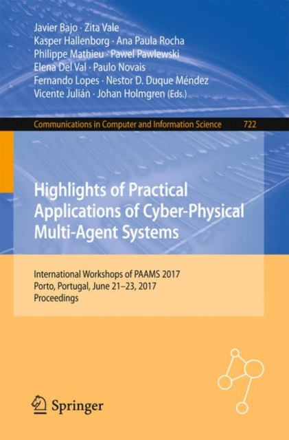 Highlights of Practical Applications of Cyber-Physical Multi-Agent Systems