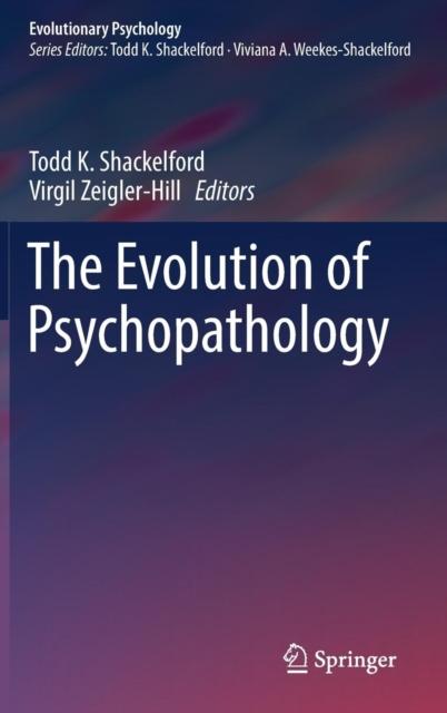 Evolution of Psychopathology