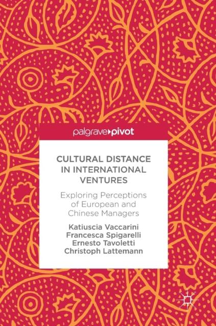 Cultural Distance in International Ventures
