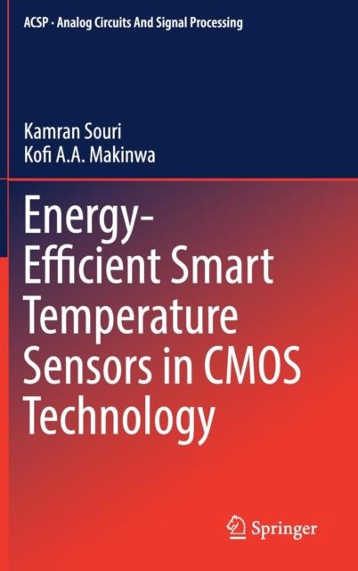 Energy-Efficient Smart Temperature Sensors in CMOS Technology