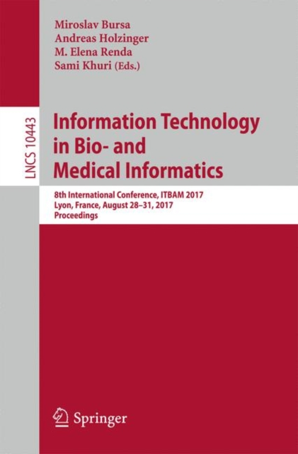 Information Technology in Bio- and Medical Informatics