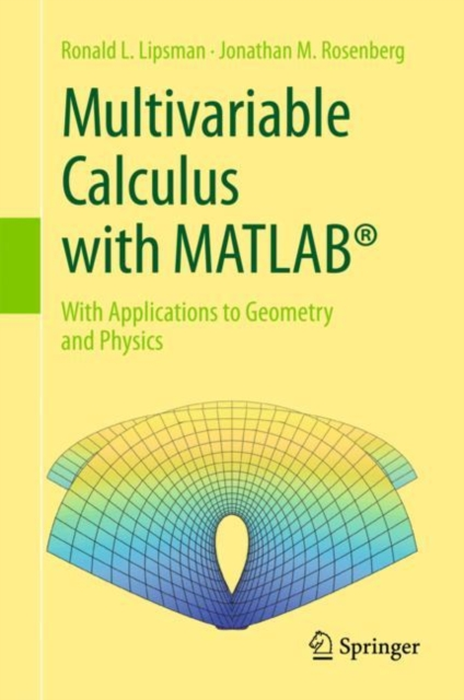 Multivariable Calculus with MATLAB (R)