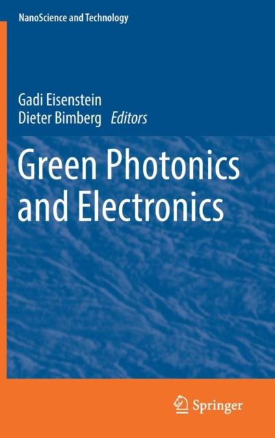 Green Photonics and Electronics