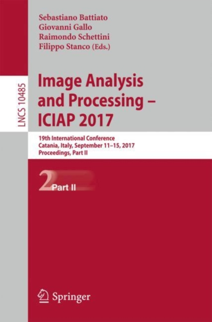 Image Analysis and Processing - ICIAP 2017