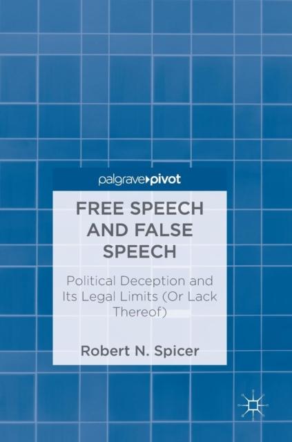 Free Speech and False Speech