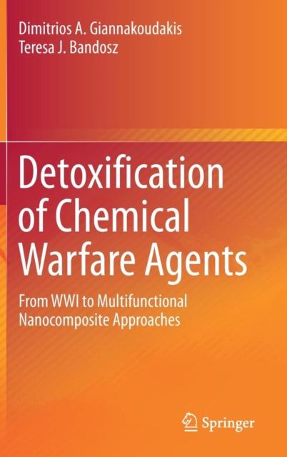 Detoxification of Chemical Warfare Agents