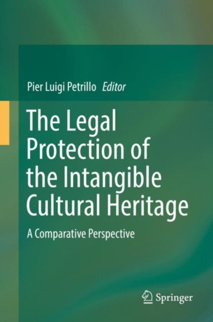 Legal Protection of the Intangible Cultural Heritage