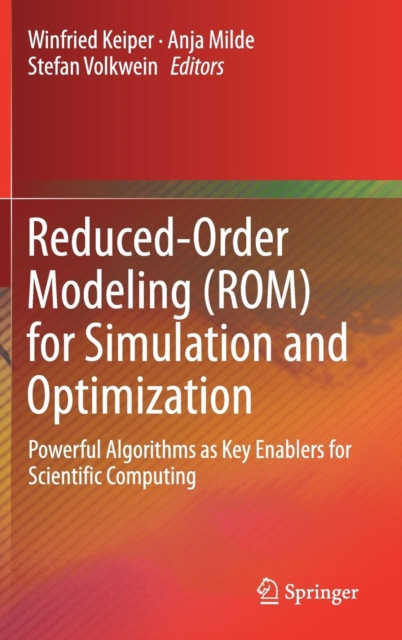 Reduced-Order Modeling (ROM) for Simulation and Optimization