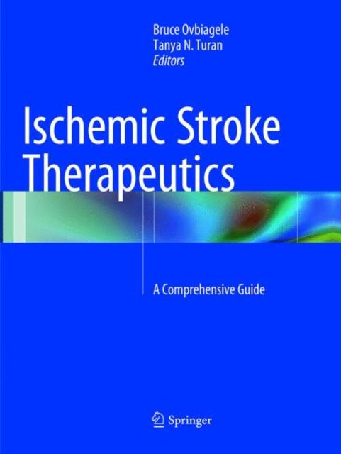 Ischemic Stroke Therapeutics