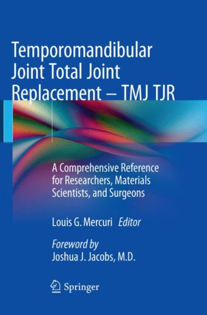 Temporomandibular Joint Total Joint Replacement - TMJ TJR