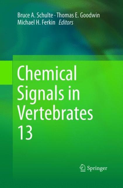 Chemical Signals in Vertebrates 13