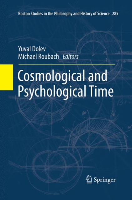 Cosmological and Psychological Time