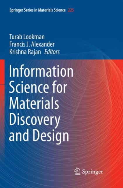 Information Science for Materials Discovery and Design