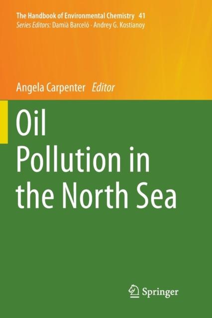 Oil Pollution in the North Sea