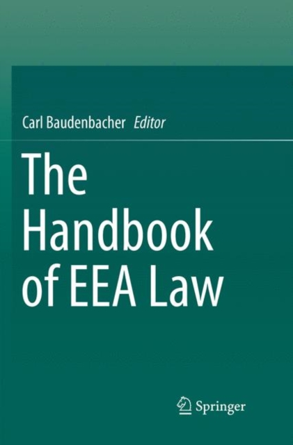 Handbook of EEA Law