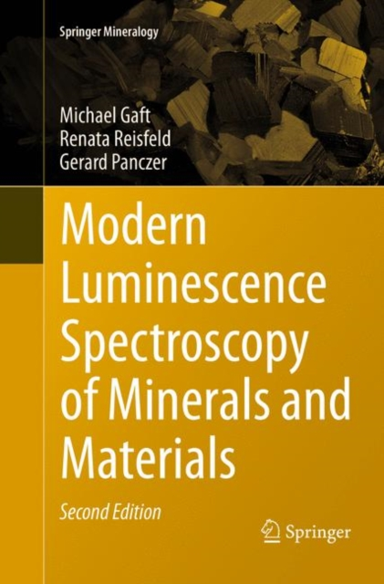 Modern Luminescence Spectroscopy of Minerals and Materials