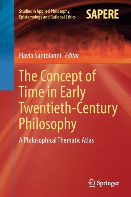 Concept of Time in Early Twentieth-Century Philosophy