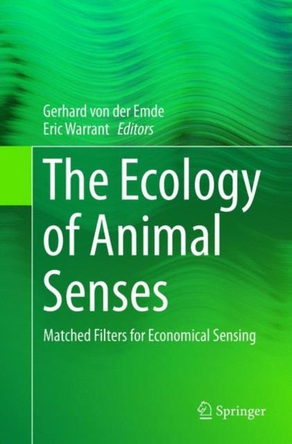 Ecology of Animal Senses