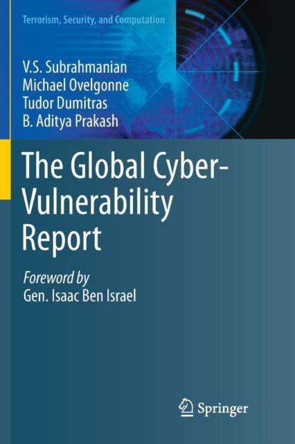 Global Cyber-Vulnerability Report