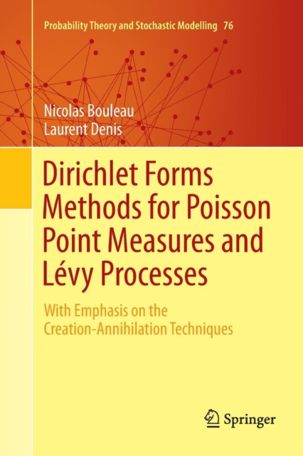 Dirichlet Forms Methods for Poisson Point Measures and Levy Processes