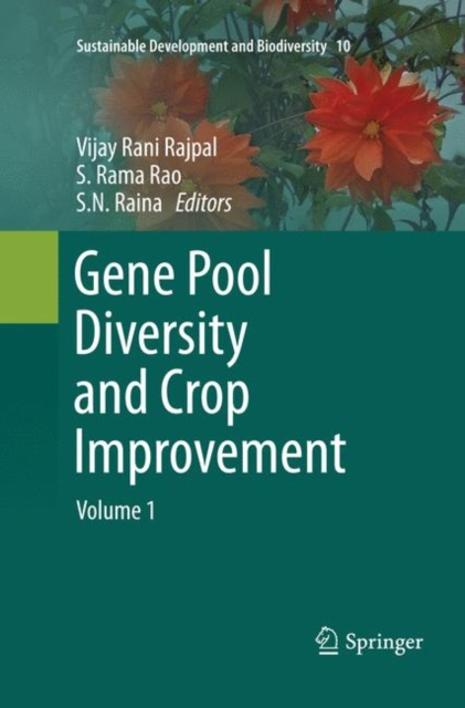 Gene Pool Diversity and Crop Improvement