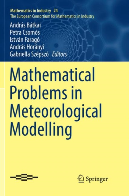Mathematical Problems in Meteorological Modelling