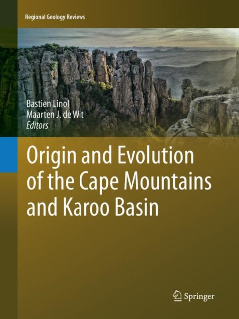 Origin and Evolution of the Cape Mountains and Karoo Basin