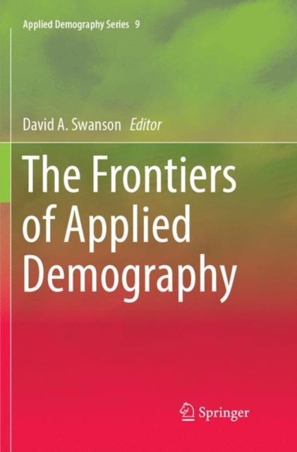Frontiers of Applied Demography