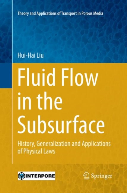 Fluid Flow in the Subsurface