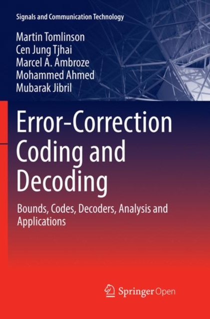 Error-Correction Coding and Decoding