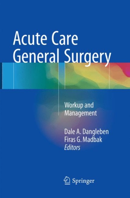 Acute Care General Surgery