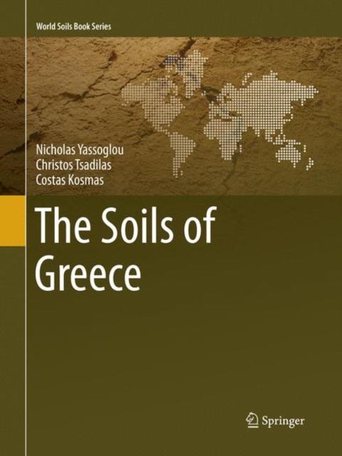 Soils of Greece