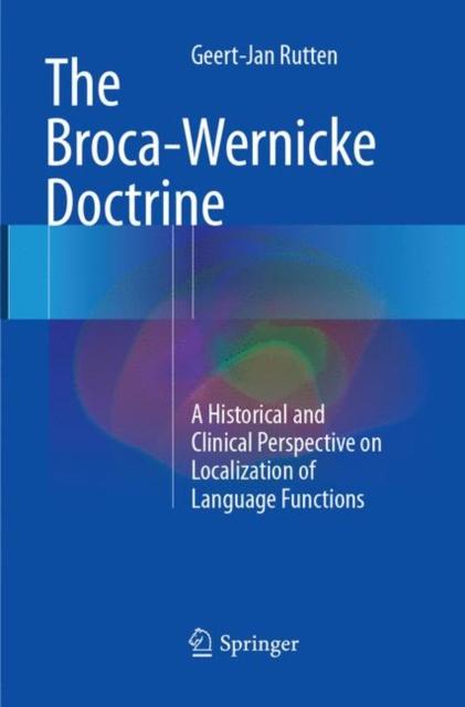Broca-Wernicke Doctrine