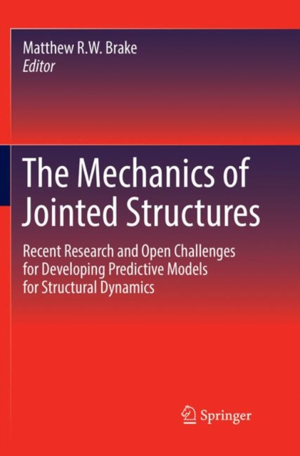 Mechanics of Jointed Structures