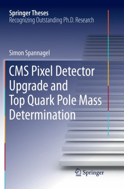 CMS Pixel Detector Upgrade and Top Quark Pole Mass Determination