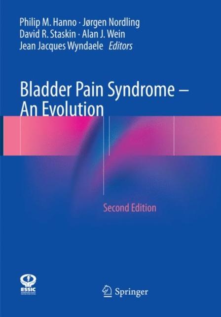Bladder Pain Syndrome - An Evolution