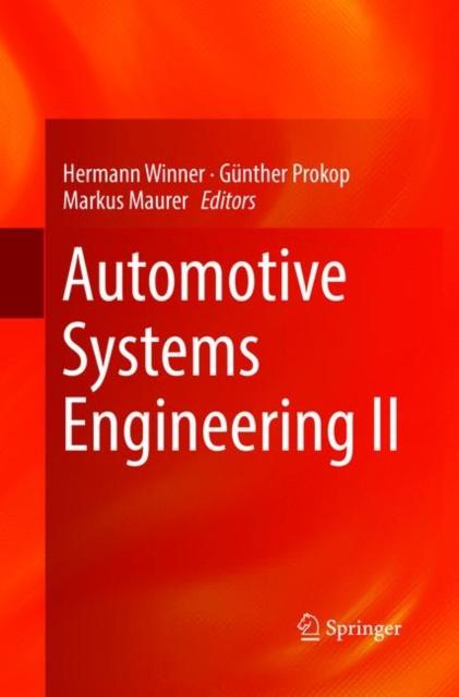Automotive Systems Engineering II