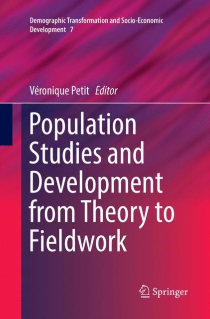 Population Studies and Development from Theory to Fieldwork