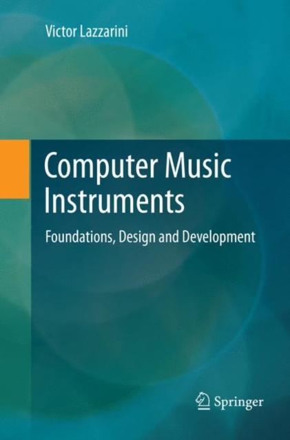 Computer Music Instruments